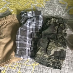 Other - Bundle of boys size 5 shorts